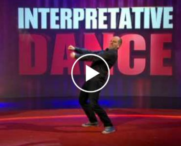 "Funny Interpretative Dance: ""Don't Stop Me Now"" 6"