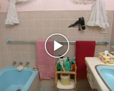 You Won't Believe What This Bathroom Looks Like After Her Budget-Friendly Makeover 6