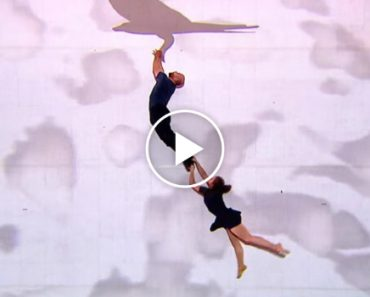This Couple's Dream Came True With Their Dancing Performance On Britain's Got Talent 8