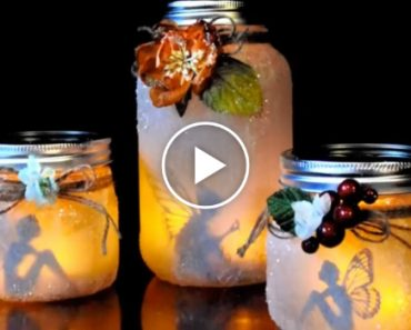 Learn How To Make These Amazing Trapped Fairy Lights 9