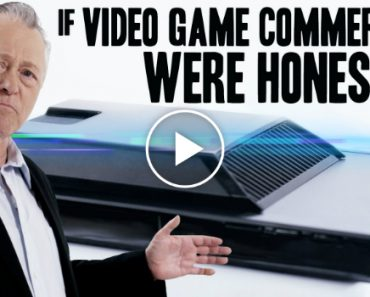 If Video Game Commercials Were Honest 8