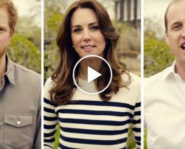The Royal Family's Charming PSA On Mental Health Is a Must-Watch. 9