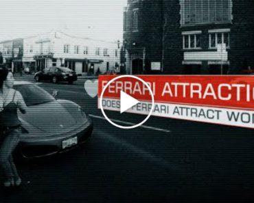 Does a Ferrari Attract Women? 2