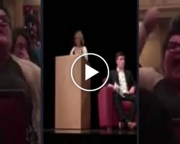Students Throw Temper Tantrum At Free Speech Event 6