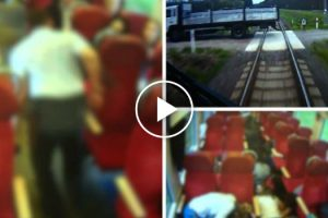 Train Driver's Warning Helps Save Passengers Of An Impending Crash At 110km 10