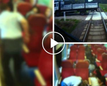 Train Driver's Warning Helps Save Passengers Of An Impending Crash At 110km 8