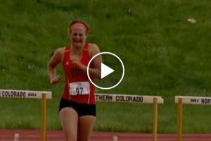 Runner Breaks Achilles Tendon, Finishes 400 Meter Hurdles Anyway 10