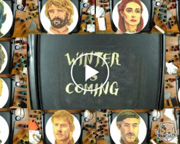 These Photorealistic Game Of Thrones Pancakes Are Amazing 8