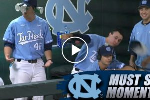 College Baseball Player Hilariously Videobombed By Teammates During Interview 12