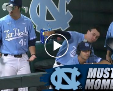 College Baseball Player Hilariously Videobombed By Teammates During Interview 5