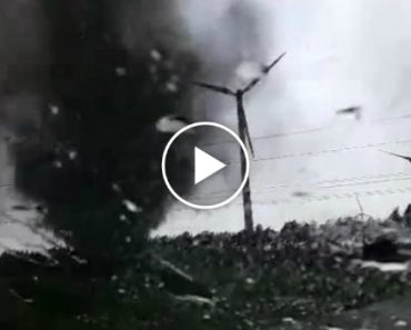 Curious Germans Get Very Close To Twin Tornadoes Before The Novelty Finally Wears Off 2