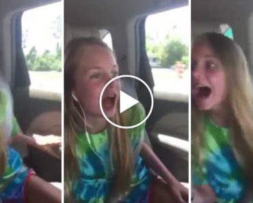12-Year-Old Birthday Girl Has Hilarious Reaction To Surprise Trip To Disney World 9