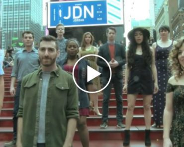 A Capella Group Pulls Off Incredible Broadway Mashup In Honor Of The Tony Awards 1