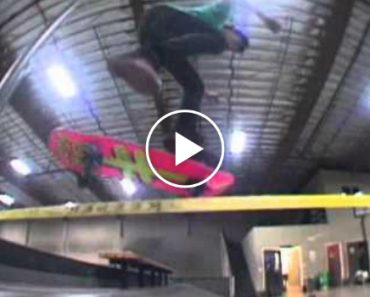 You've Never Seen Skateboard Tricks Like This 9