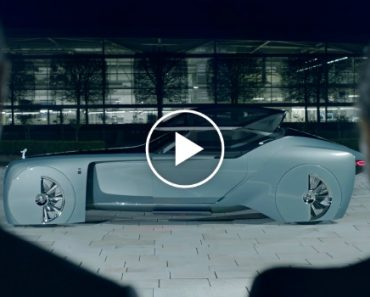 The Visionary Rolls-Royce 103EX, Journey Into The Future Of Luxury. 7