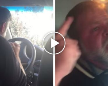 No One Who Watched This Woman's Video Of Her Angry Uber Driver Is On Her Side 1