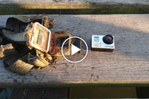 Fisherman Catches GoPro Camera With Old Fishing Footage Still Intact 12