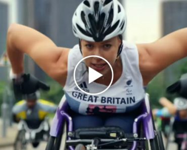 This Incredible Paralympics Ad Proves A Powerful Point About Being A Real-Life Hero 2