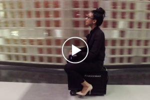 Modobag: World's First Motorized, Rideable Luggage! 11