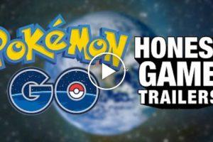 """Pokémon GO"" Honest Game Trailer Every Pokémon Trainer Needs To Watch 10"