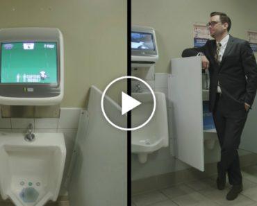 Golden Thrones: Video Game Urinals at Coca-Cola Park 5