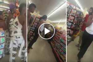Mother Gets Very Angry At Clerk For Saying If Children Were Dressed For Halloween 11