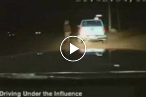 Cop Pulled Man Over For Drunk Driving — The Whole Thing Turns Into A Hilarious Dance Off 12
