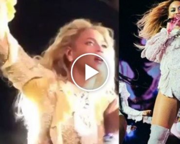 Beyonce Snatches A Fans Wig At Formation Tour In New Jersey 2