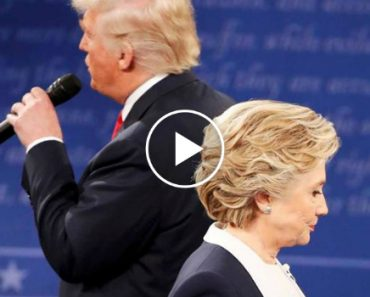 Trump and Hillary Sing Time of My Life In a Lovely Duet 8