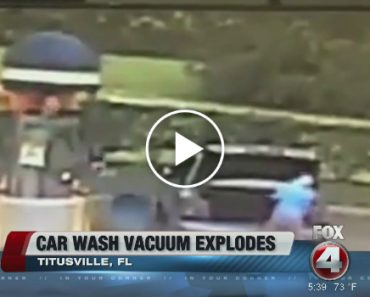 Woman Vacuuming Gas Out of Car Trunk Incites Fiery Explosion 2