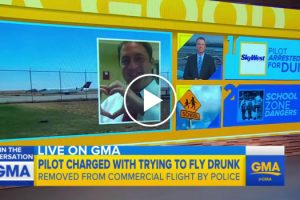 Pilot Arrested Minutes Before Takeoff, Charged With DUI 12