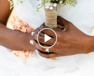 Side Chick Shows Up At Her Boyfriend's Wedding Wearing A Wedding Dress 4