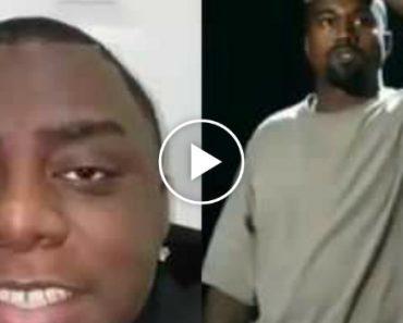 Guy Blames The Kardashians For Making Kanye West Go Crazy! 4