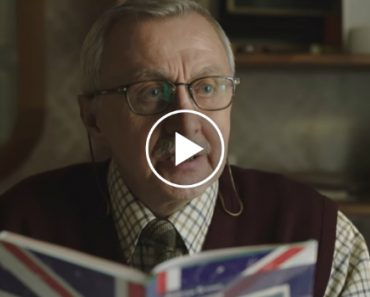 The Sweet Old Grandpa In This Polish Ad Might've Just Won Christmas 3