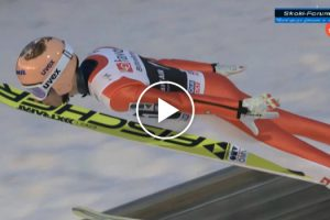 The World's Longest Ski Jump Is Impressive 11