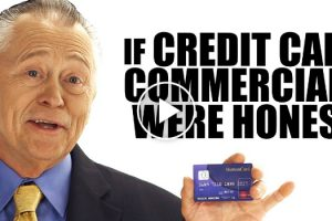 If Credit Card Commercials Were Honest 11