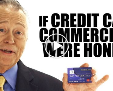 If Credit Card Commercials Were Honest 9