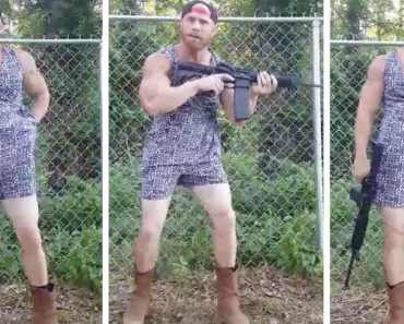 Country Boy Buys A Romper And Shows Off Its Unique Features In Hilarious Video 6