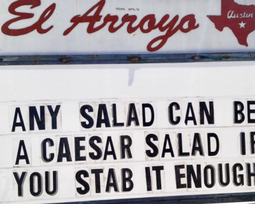This Restaurant Has The Most Hilarious Signs Ever 1