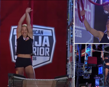 Supergirl Stunt Woman Jessie Graff Becomes First Woman To Beat American Ninja Warrior Stage 2 6