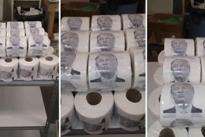 Mexican Company To Roll Out Trump Toilet Paper That Boasts 'Softness Without Borders' 10