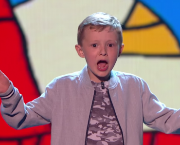 Little Kid Goes Into The Grand Final On BGT With His Judge Insulting Act 6