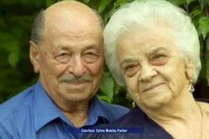 Old Couple Proved Only Death Kept Them Apart 12