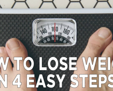 Here Are Three Easy (And One Hilariously Complex) Steps To Losing Weight 9