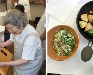 This Restaurant Only Hires Servers With Dementia So You Never Know What You're Getting 1