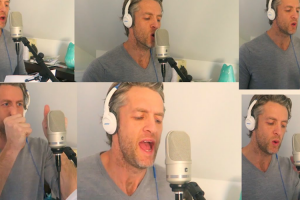 Dad Sings Boyz II Men Parody About Getting Kids To School, And It's Hilarious! 10