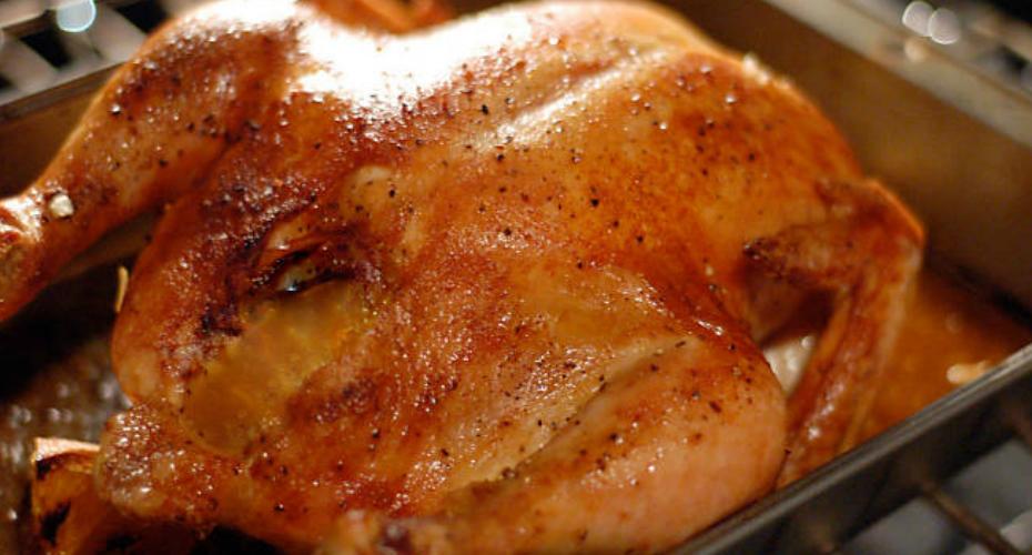 Цыпленок табака пошаговый рецепт с в духовке