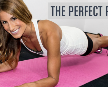 Get a Flatter Tummy In 28 Days With 1 Exercise In ONLY 4 Minutes 7