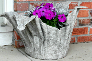 Cement, Plus Towel, Equals Unexpected Awesomeness! 11