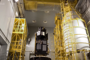 How a Weather Satellite Gets Ready To Go To Space 12